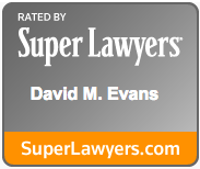 super lawyer dave evans